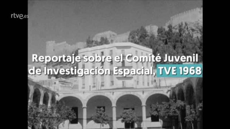 La investigación espacial en la España de 1968