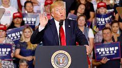 Trump agita a sus seguidores con sus comentarios racistas contra las congresistas demócratas