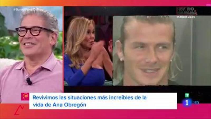 Boris Izaguirre analiza los mejores momentos de Ana Obregón