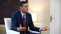 """Sánchez: """"No es posible que Pablo Iglesias entre en el Gobierno. Es el principal escollo"""""""