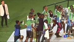 Buscan a dos menores de Sierra Leona que se fugaron de un torneo de fútbol en San Sebastián