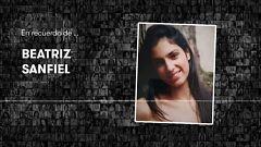 En recuerdo de Beatriz Sanfiel, asesinada por violencia de género en 2006