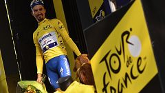 El maillot amarillo del Tour cumple 100 años