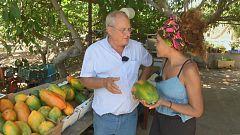 Aquí la tierra - ¡A comer papayas!