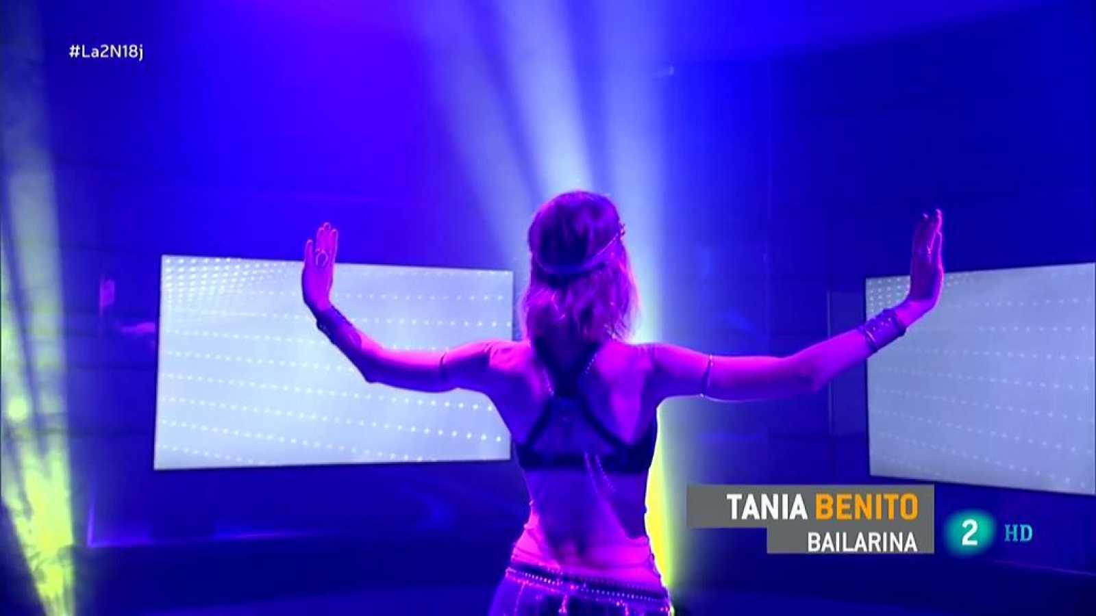 Tribal fusión con Tania Benito