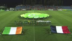 Fútbol - Campeonato de Europa Sub19 Masculino: Irlanda - Francia