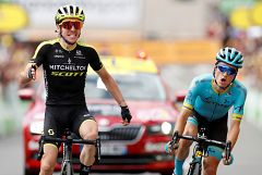 Tour 2019: Pello Bilbao acaricia una victoria que se lleva Simon Yates