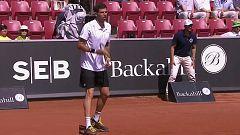 Tenis - ATP 250 Torneo Bastad Pablo Cuevas - Federico Delbonis
