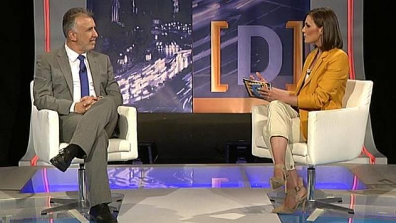 El Debate de La 1 Canarias - 18/07/2019