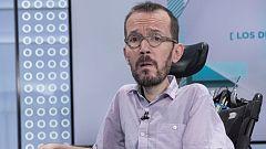 Los desayunos de TVE - Pablo Echenique, Secretario de Acción de gobierno de Podemos