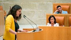 Podemos llamó a su diputada en La Rioja para pedirle que no tumbase la investidura de la candidata socialista