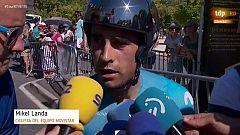 """Tour 2019: Mikel Landa: """"La del Tourmalet es mi etapa favorita de este Tour"""""""