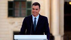 """Sánchez, tras la retirada de Iglesias, está dispuesto a escuchar pero """"sin vetos ni imposiciones"""""""