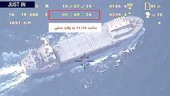 Irán anuncia la captura de un petrolero británico en el estrecho de Ormuz