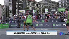 El baloncesto 3x3, que será olímpico, comienza a ser popular en España