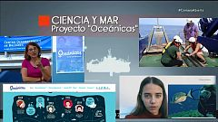 Cámara abierta - El proyecto Oceánicas; el fenómeno Faceapp; la brecha digital de género; Tom Deininger en Visto en...; y en 1minutoCOM, el cofundador de El Tenedor, Marcos Alves