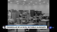 La estación de la nasa en Fresnedillas de la Oliva fue clave en la llegada a la luna
