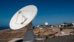 Maspalomas, una de las estaciones donde se hizo el seguimiento de la misión del Apollo XI
