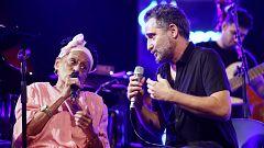 Omara Portuondo y Jorge Drexler actúan en el Festival de Jazz de Vitoria-Gasteiz
