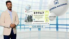 Lotería Nacional - 20/07/19