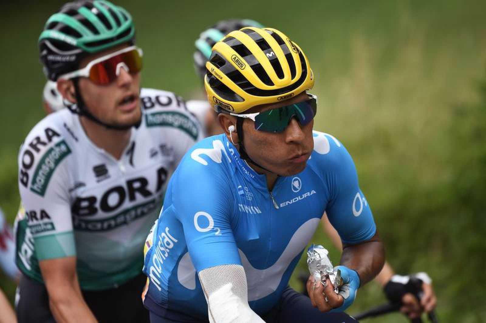 Nairo Quintana cede en el Tourmalet y Valverde ve clara la jefatura de filas