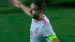 España gana a Italia y jugará las semifinales del Europeo sub'19