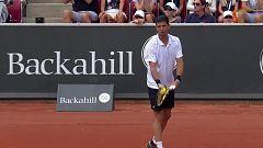 Tenis - ATP 250 Torneo Bastad. 1ª Semifinal:  Nicolas Jarry - Federico Delbonis