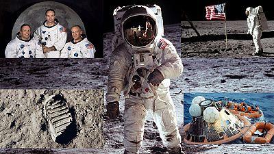 Especial 50 Aniversario de la llegada a la Luna