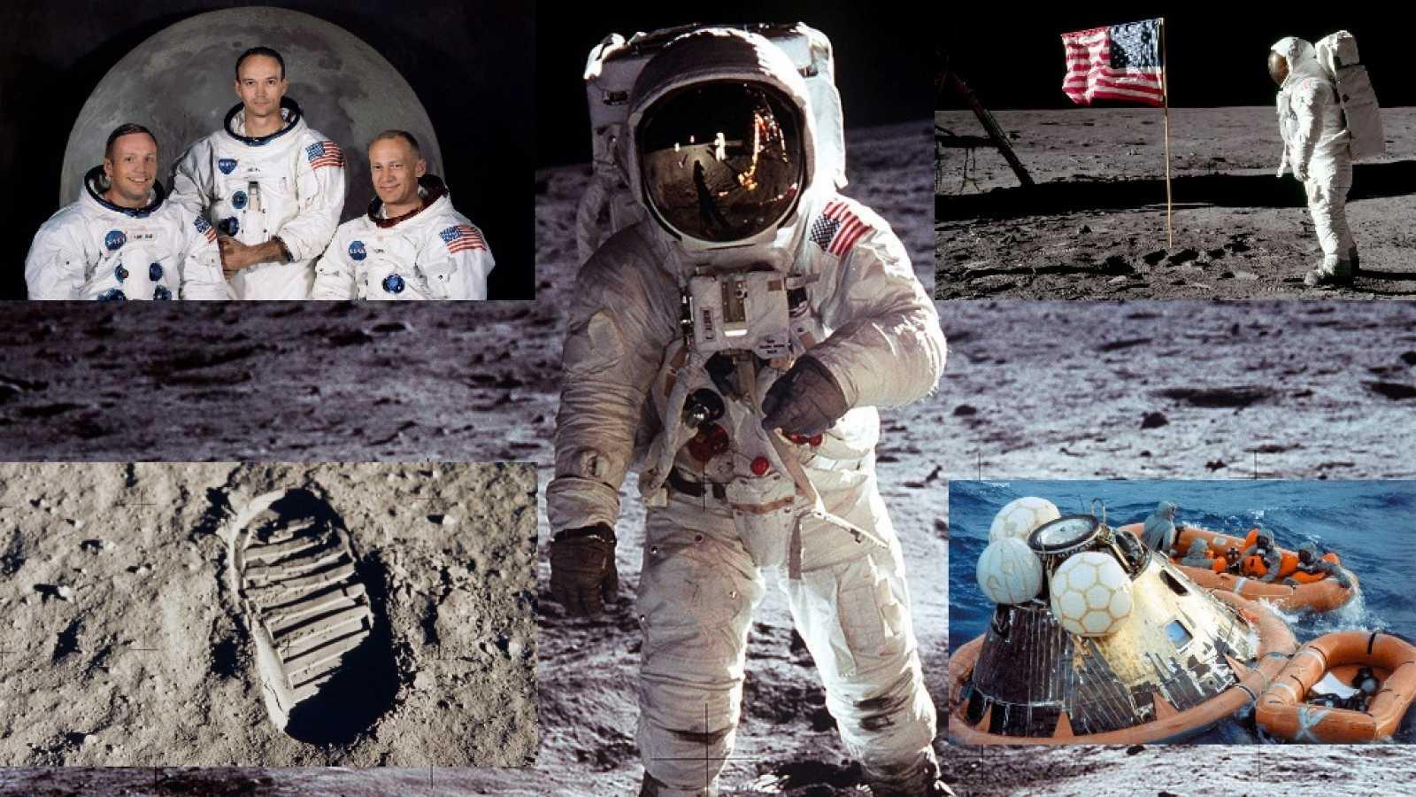 Especial informativo - Especial 50 Aniversario de la llegada a la Luna - ver ahora