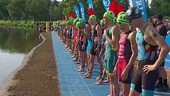 Triatlón - ITU World Series Carrera Elite masculina. Prueba Edmonton