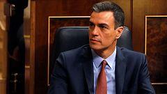 Así será el debate de investidura de Pedro Sánchez