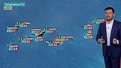 El tiempo en Canarias - 21/07/2019