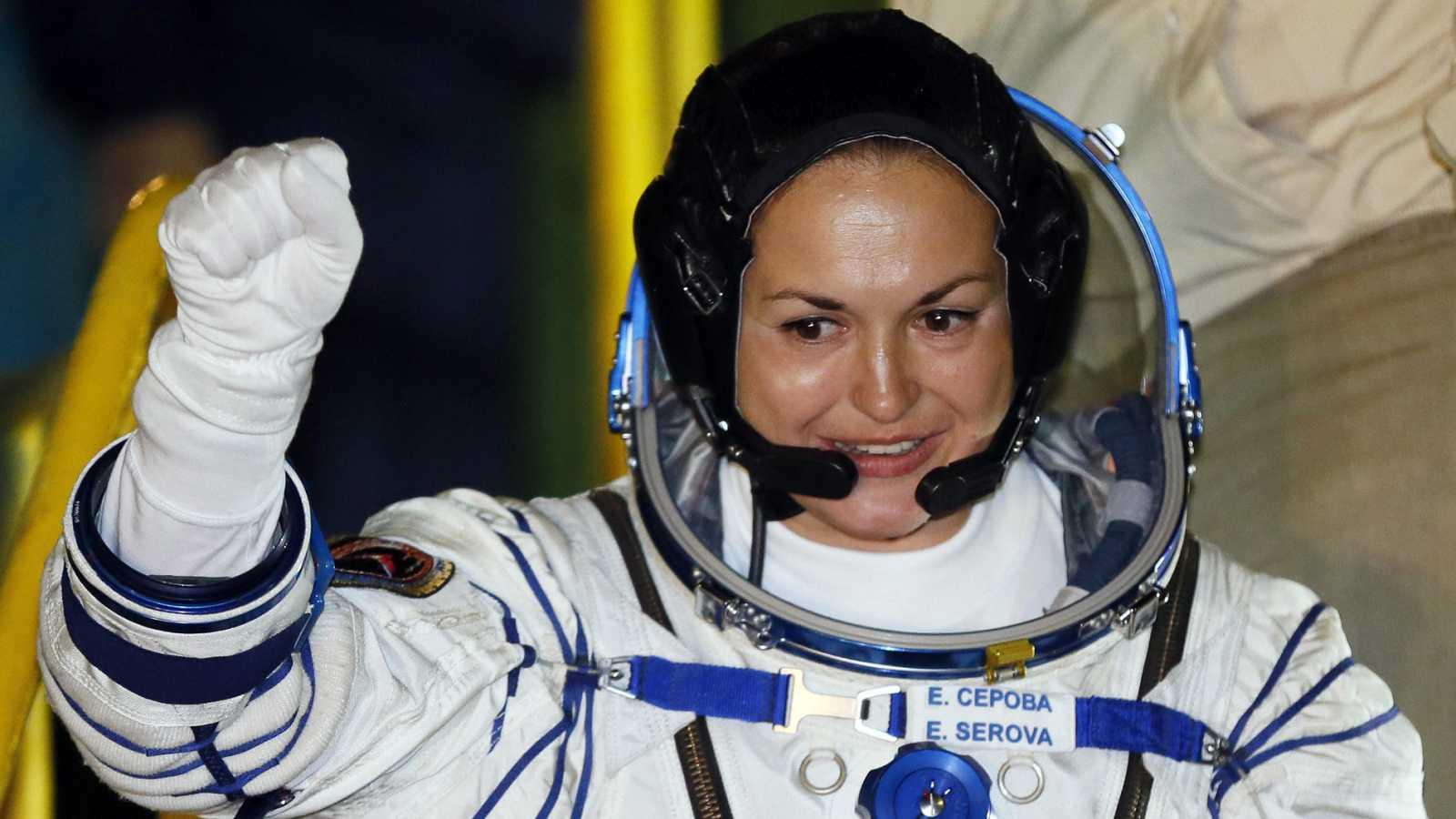 64 mujeres ya han sido astronautas y otras se preparan para seguir su estela