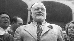 Se cumplen 150 años del nacimiento de Ernest Hemingway