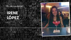 En recuerdo de Irene López, asesinada por violencia de género en 2019