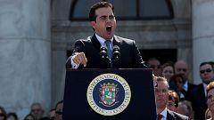 El gobernador de Puerto Rico anuncia que no se presentará a la reelección de 2020