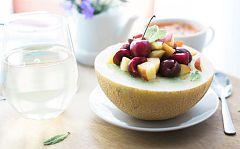 Aquí la tierra - La crema de melón más fresquita