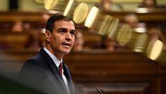 Sánchez se compromete a exhumar a Franco