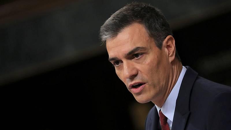 Sánchez propone un nuevo estatuto de los trabajadores y uno específico para los becarios