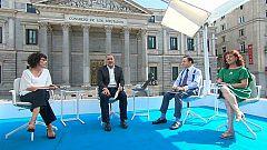 Los desayunos de TVE - Especial Debate de Investidura