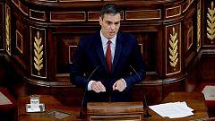Especial informativo - Debate de investidura de Pedro Sánchez (1) - 22/07/19 - Lengua de signos