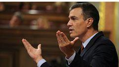 """Sánchez asegura que """"se pueden abrir otros escenarios de acuerdo de legislatura sin necesidad de la incorporación de Unidas Podemos"""""""