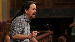 Iglesias reprocha a Sánchez que no les haya ofrecido ningún ministerio