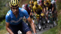 Mikel Landa se conjura para asaltar el podio de París
