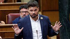 ERC da un límite de 48 horas a Sánchez para pactar con UP