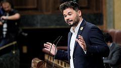 Especial informativo - Debate de investidura de Pedro Sánchez (1) - 23/07/19 - Lengua de signos