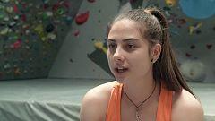 Mujer y Deporte - Escalada: Antía Freitas Rial