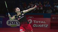 Bádminton - Indonesia Open Final Individual Femenina: Yamaguchi - Pusarla