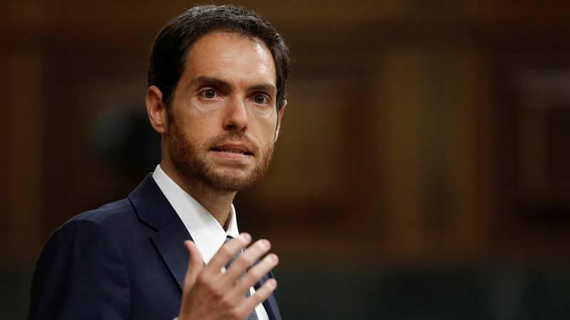 """Navarra Suma acusa a Sánchez de querer gobernar a cualquier precio: """"Bildu no puede tener la llave de un gobierno"""""""