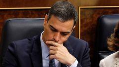 Sánchez no es investido en primera votación y se someterá a una segunda el jueves